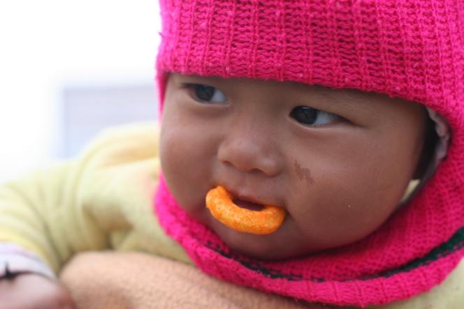 Bambin de Darjeeling