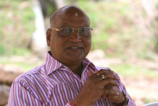Gopal Somani, un planteur expérimenté à Darjeeling.