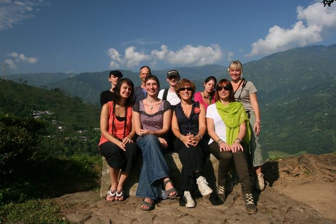 Le Palais des Thés en voyage à Darjeeling