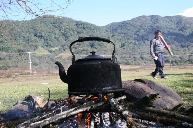 En Chine, on fait bouillir l'eau pour la rendre potable