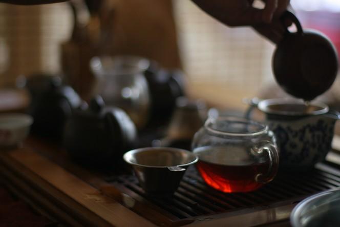En Chine, le thé se déguste au Gong Fu Cha