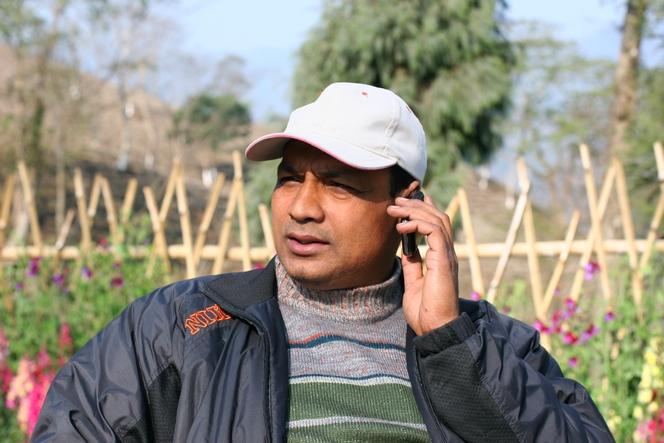 Abhishek Dev, le planteur de Teesta Valley