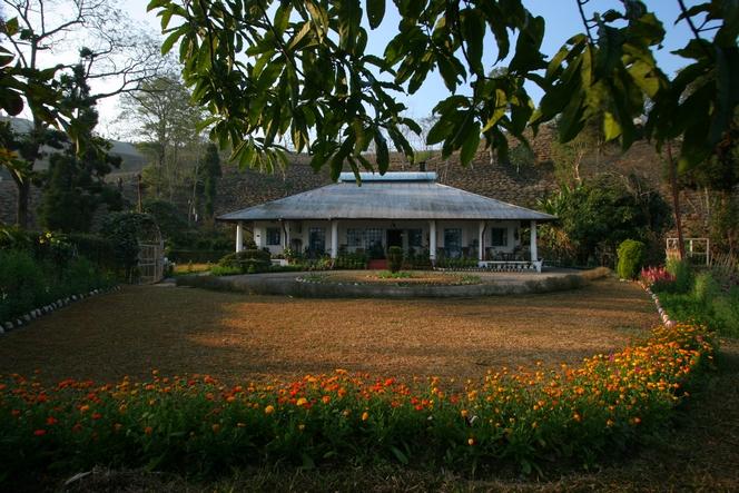 Bungalow de planteur à Teesta Valley.