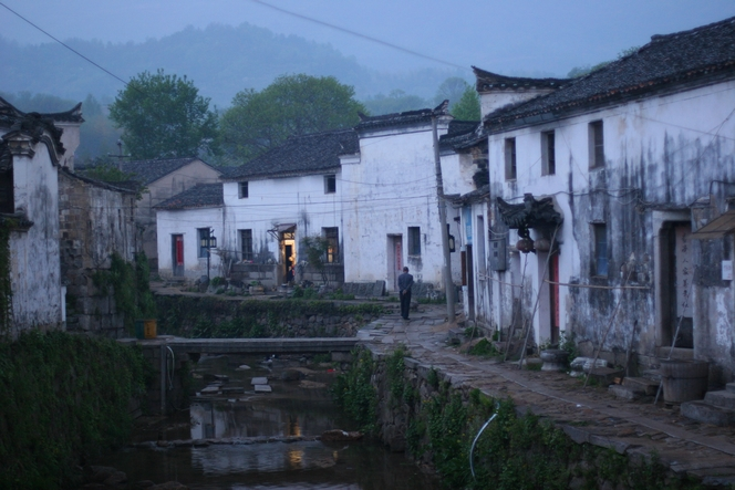 Zhaji : un hameau qui a conservé son âme