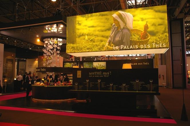 Le Palais des Thés au salon Maison & Objet 2011