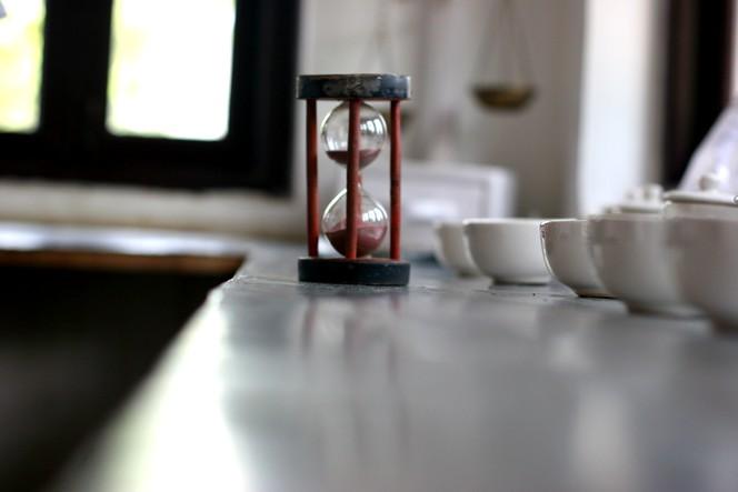 Le temps d'infusion varie d'un thé à l'autre