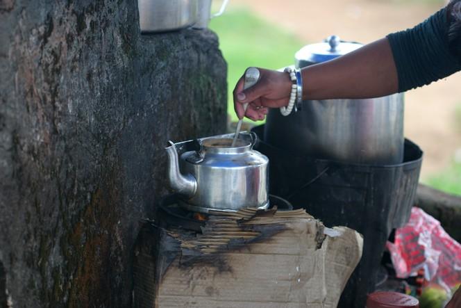 Comment bien se réchauffer avec du thé
