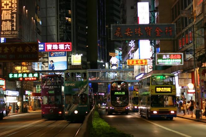 Voyage olfactif dans les rues de Hong Kong