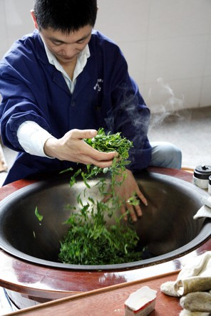 How to make Long Jing