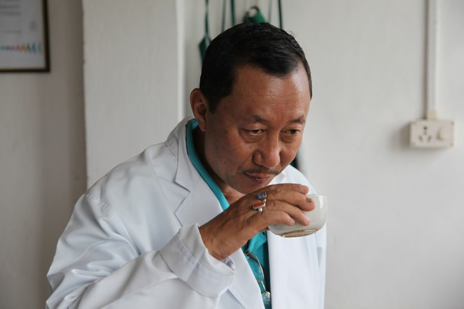 L'expertise d'un planteur de Darjeeling