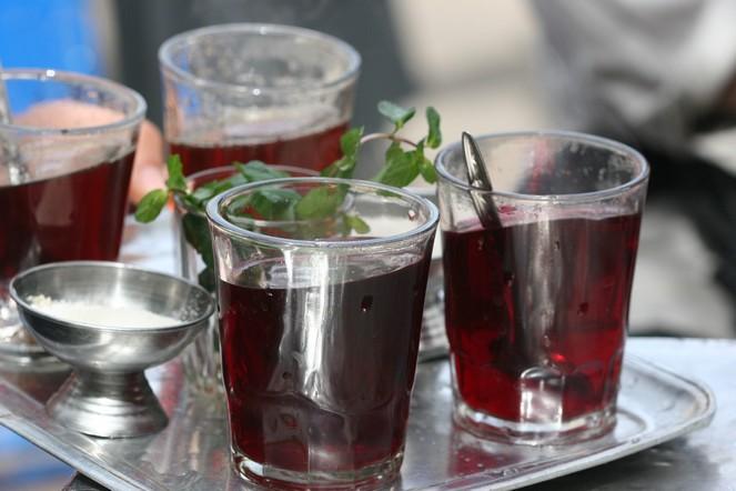 Les différents mariages du thé