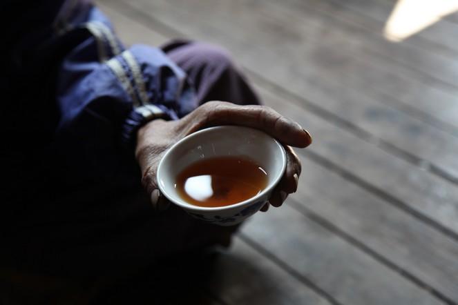 Le thé, cette eau parfumée qui nous fait du bien