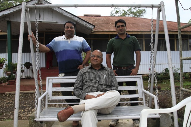 A Darjeeling, des planteurs très expérimentés jouent un rôle de parrain