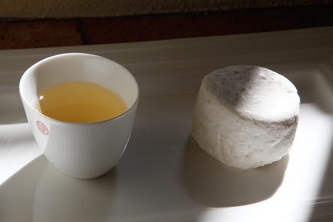 Accord thé et fromage : l'exemple du chèvre