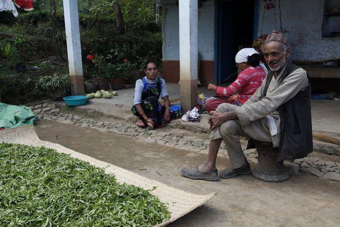 Une particularité du Népal