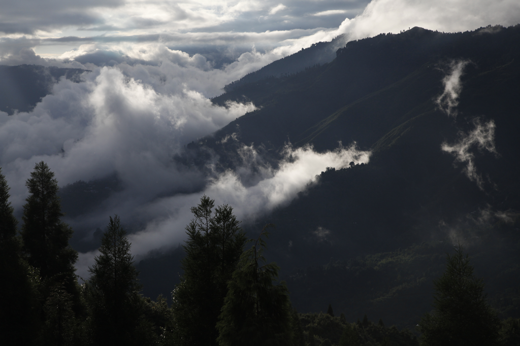 "Darjeeling, le ""Pays des Orages"""
