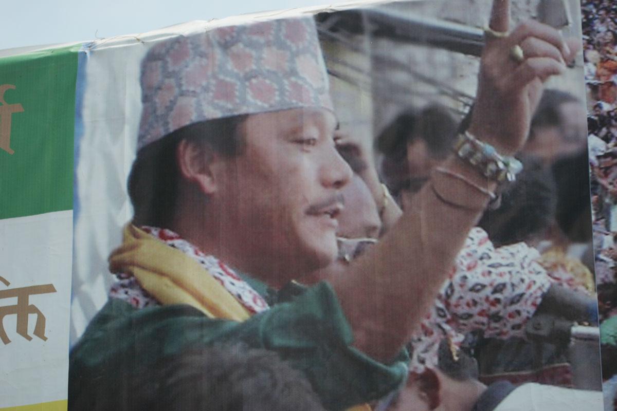 Vive tension à Darjeeling