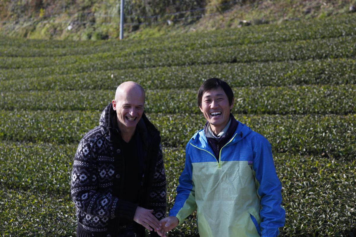 Au Japon, des agriculteurs biologiques de père en fils