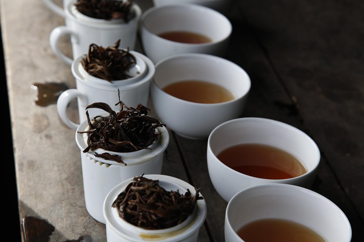 Des thés bons pour la santé