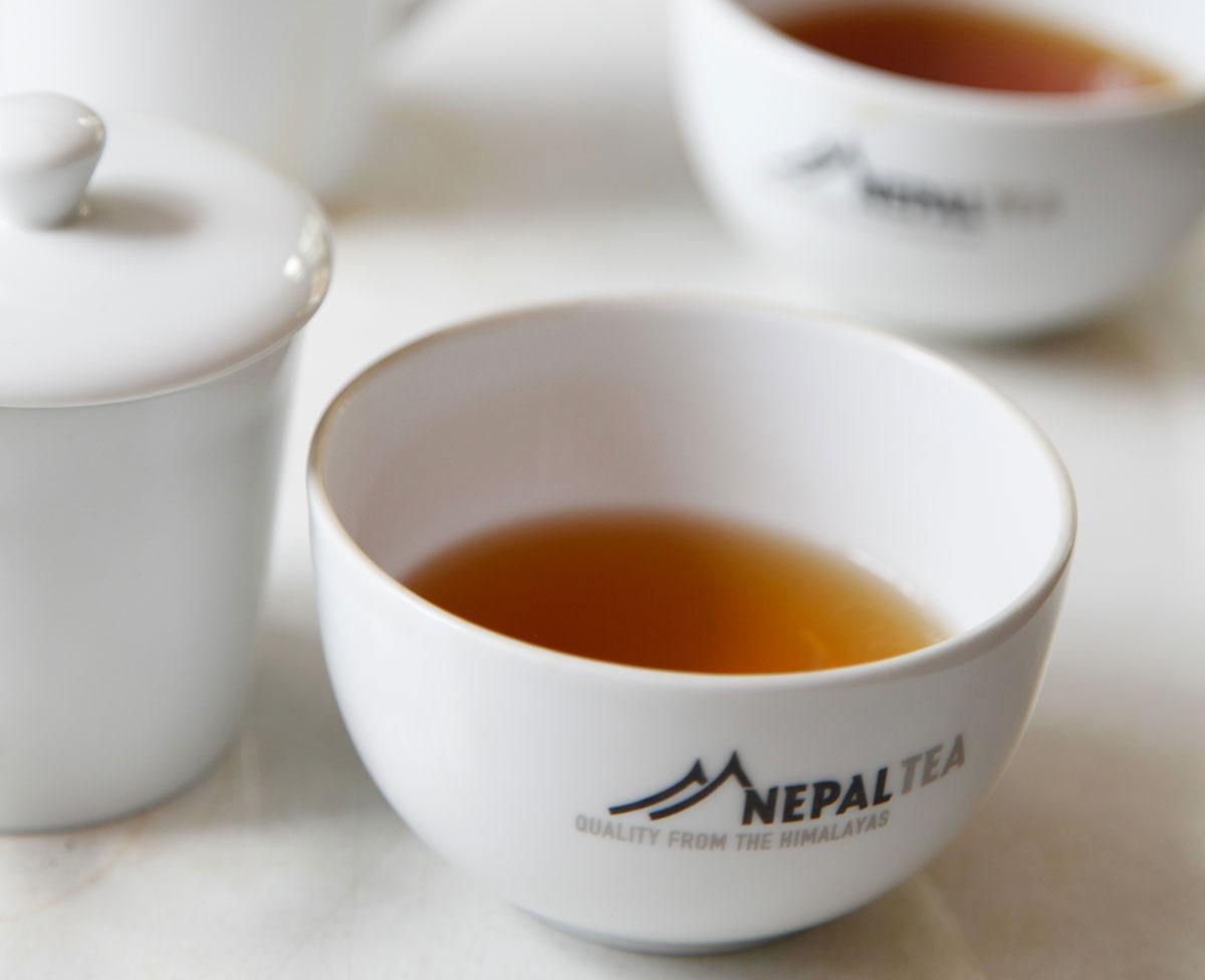 Les parfums du thé
