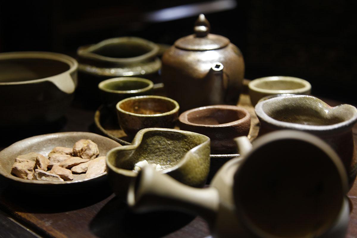 Des thés à déguster au coin du feu