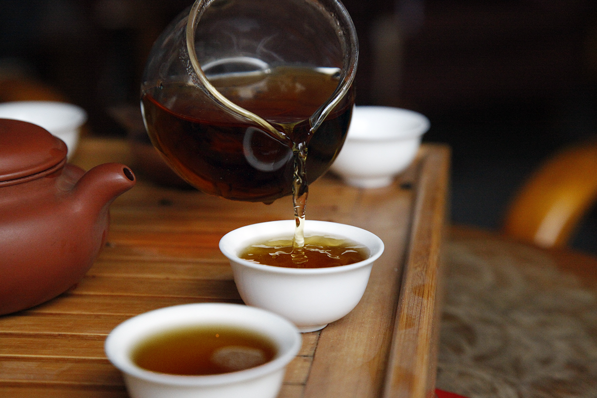 Des thés confinés aux puissants parfums
