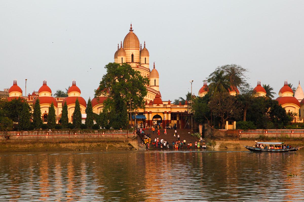 Je vous emmène à Kolkata