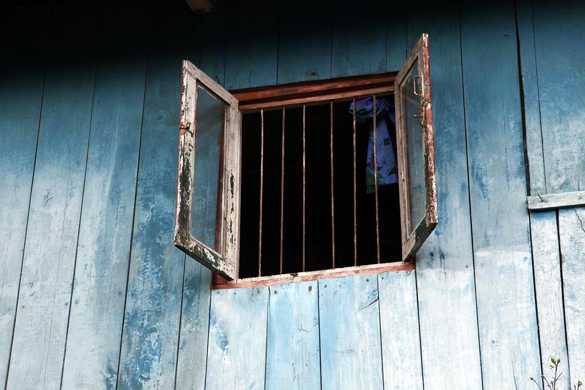 Le monde par la fenêtre